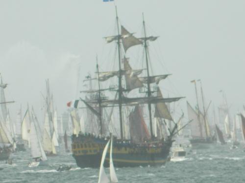 les Tonnerres de Brest