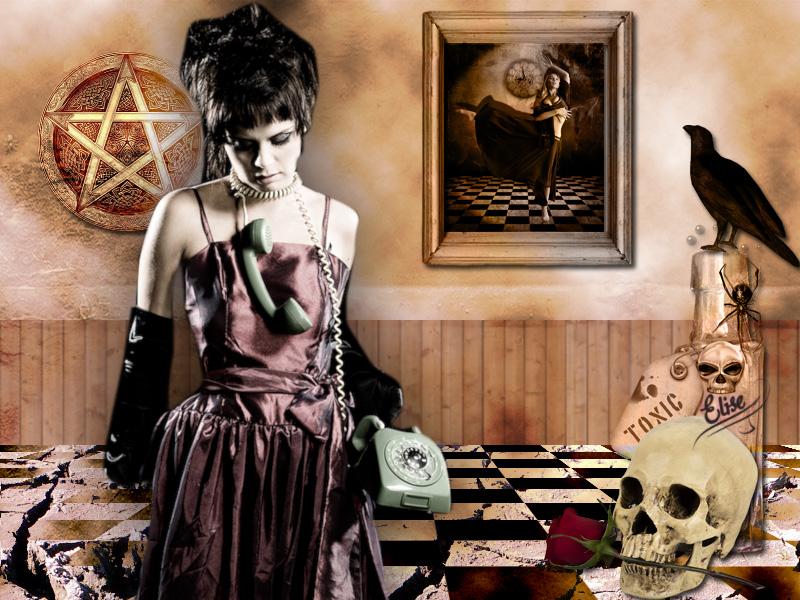 Vos Versions Blend Ambiance Gothique