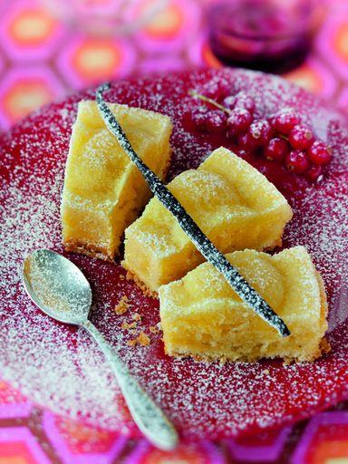 Gâteau ti son de la Réunion