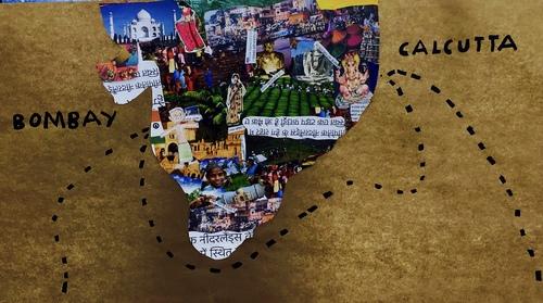 Nos décors pour un tour du monde en 80 jours....