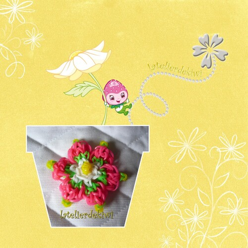 Fleur fraisi loom