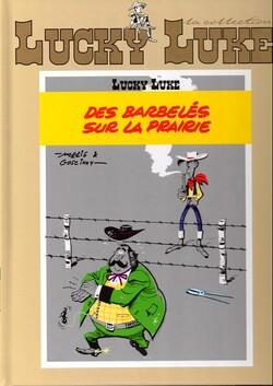 Lucky Luke ; Des barbelés sur la prairie - Morris & Gsocinny