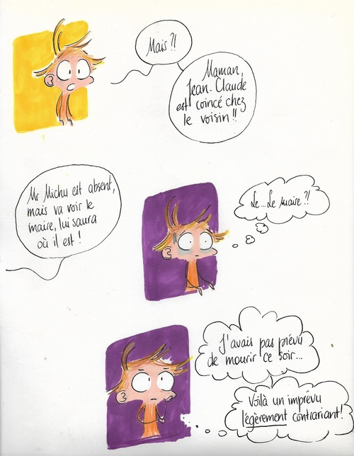 Les aventures de Jean-Claude, épisode 1 !