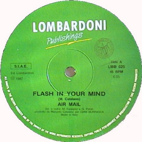 Air Mind - Flash In Your Mind (1987)