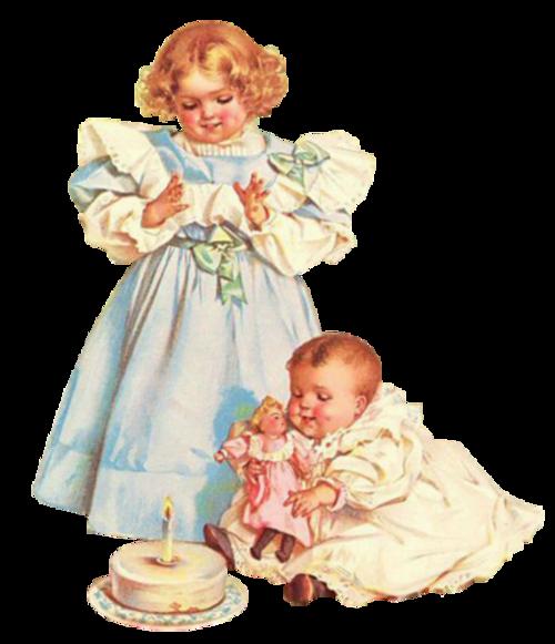 Enfants vintage 2