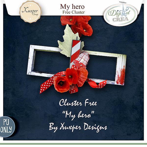 My Hero by Xuxper Designs