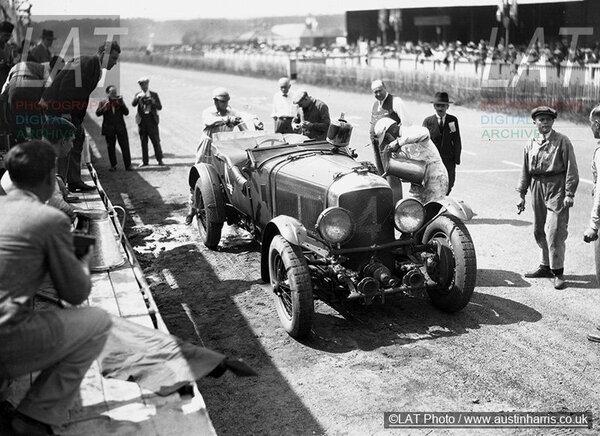 Les six victoires de Bentley