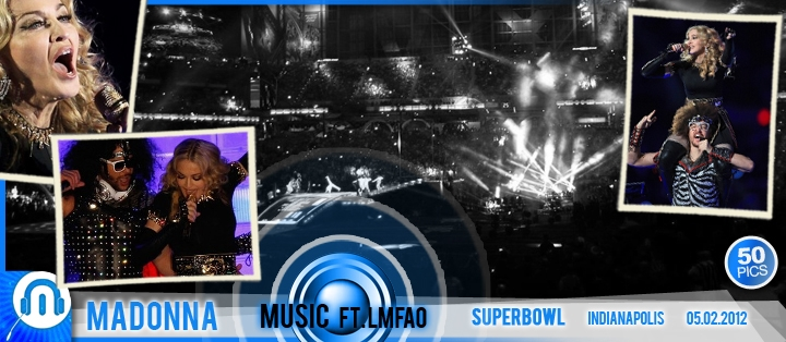 Madonna ft. LMFAO Superbowl Music