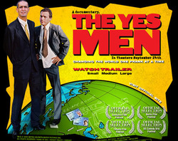 The Yes Men : le pacte Hulot vu par Claude Goasguen (UMP)
