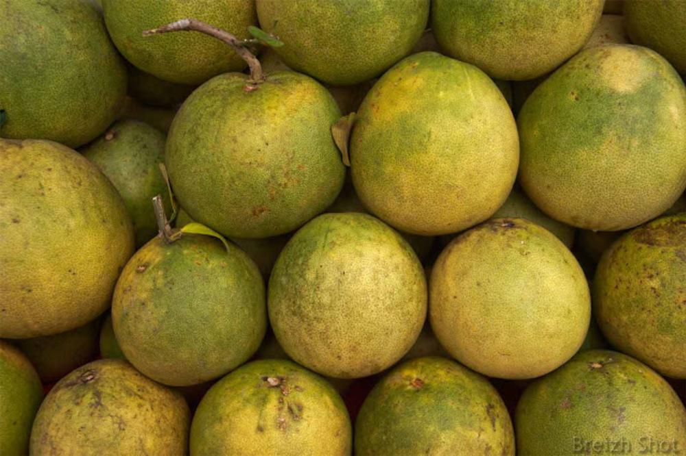 ayutthaya : pomelos