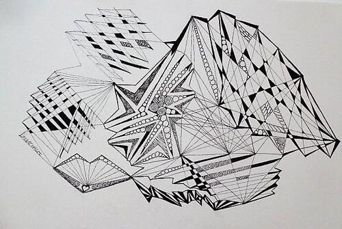 Quelques dessins fait durant les 2 mois passés