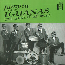 The Iguanas  ( Iggy Pop 1964 )