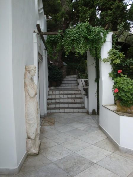 Anacapri, villa San Michelle 2