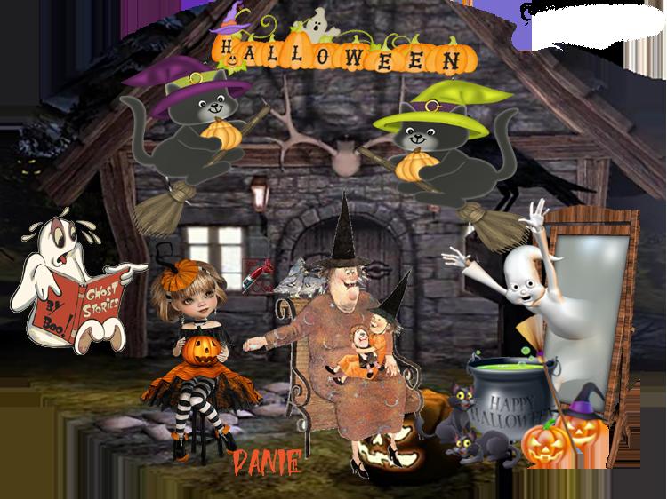 Bonne journée d'Halloween...
