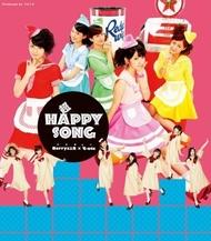 2ème single : Chou HAPPY SONG