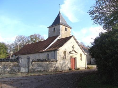 église de Chaugey