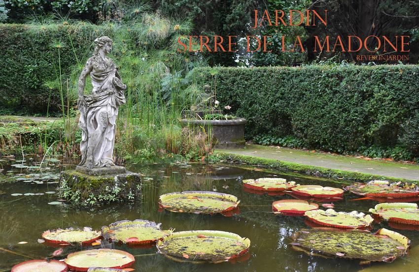 Jardin Serre de la Madone