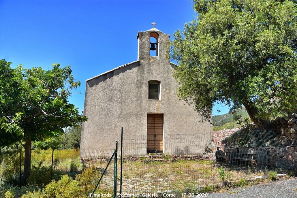 Église Sainte-Lucie - Prezzuna - Galéria - Corse