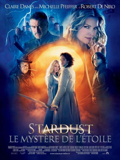 [film jeunesse] Stardust, le mystère de l'étoile