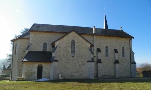 L'église Saint-Pierre-ès-Liens