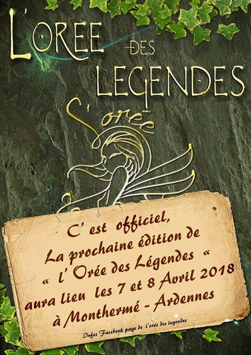 """L'orée des Légendes 2018"""