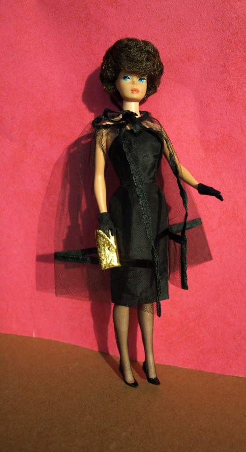 Barbie vintage : Black Magic