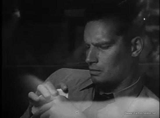 DARK CITY (1950) LA MAIN QUI VENGE