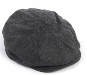 casquette tweed