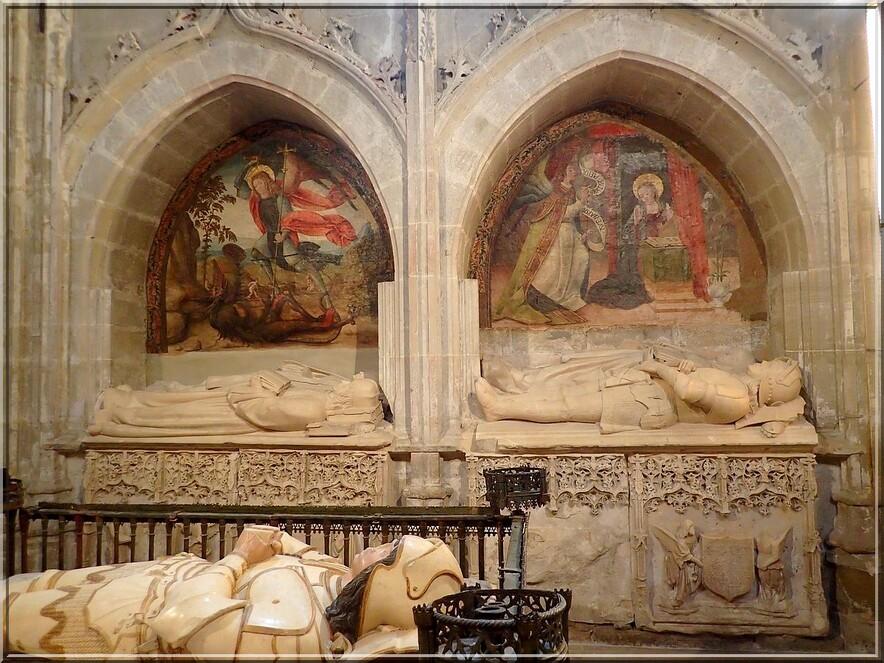 931 - Suite32 : -Notre Chemin vers St Jacques de Compostelle à travers ses anecdotes-