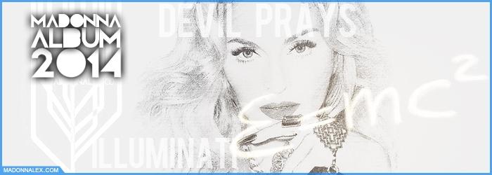 Madonna Album 2014 Illuminati E=mc2