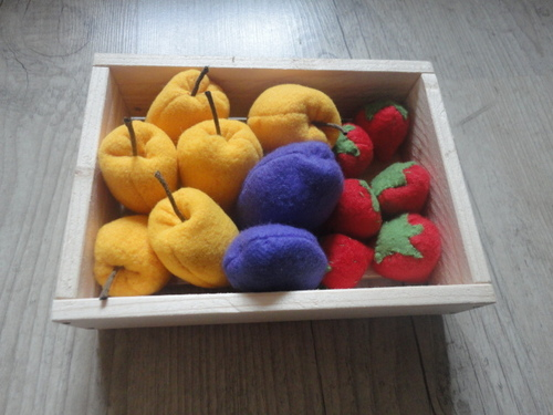 Les fruits du verger