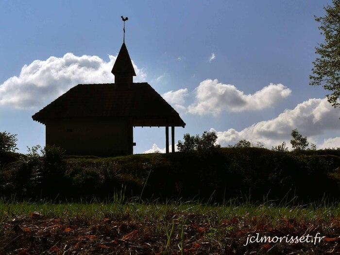 L'église de Saint Mont
