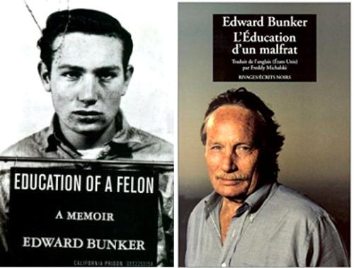 Edward Bunker, L'éducation d'un malfrat, Rivages, 2001