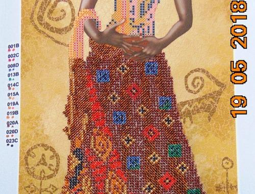 La Mystérieuse Femme Africaine 5