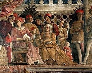 Camera depicta mantegna annonce