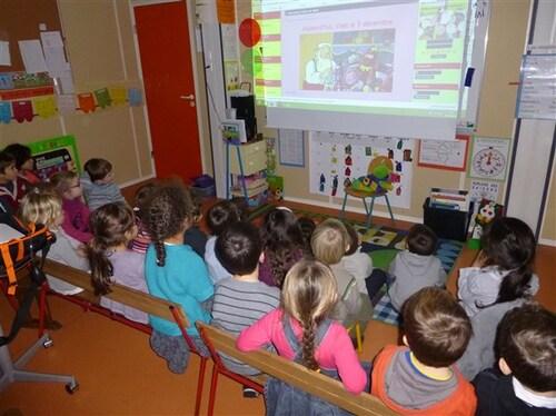 Internet dans les classes