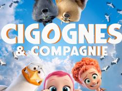 Cigognes et compagnie : un film d'animation à regarder