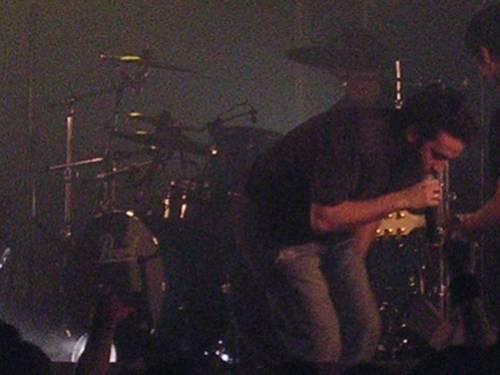 Track list d'Amneville le 3 mars 2005 + photo de ce concert !