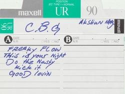 C.B.G - Demo Tape (199x)