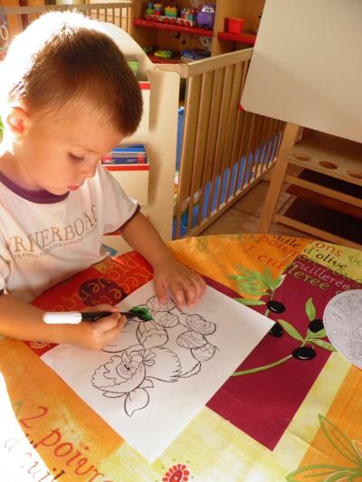 Blog de sylviebernard-art-bouteville : sylviebernard-art-bouteville, Hugo,Mattéo et Nohan - Octobre 2012