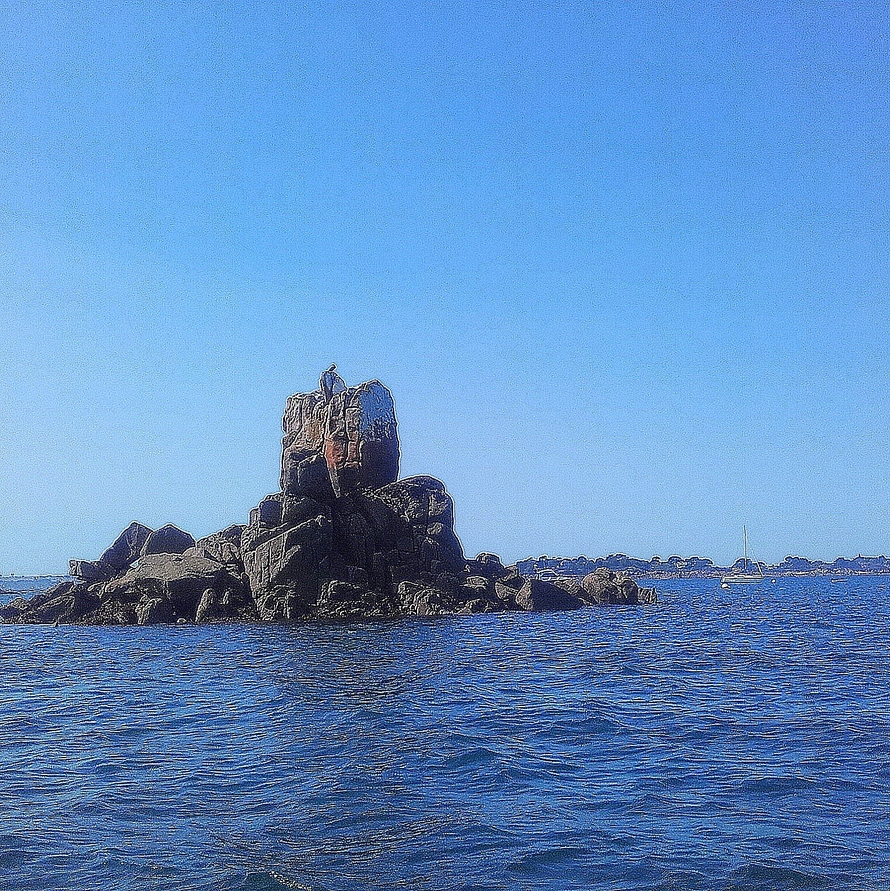 Le beau rocher
