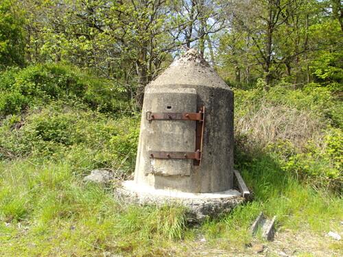 Abri anti-aérien à Questembert