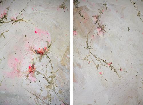 Peintures de : Laurence Amelie