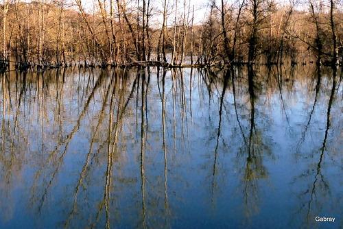 Randonnée au bord de la Garonne … n 1