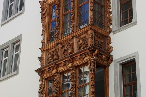Zurich - Les Martinets de la Cathédrale