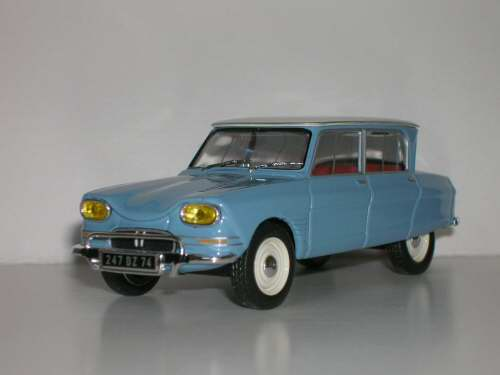 Citroën Ami 6  1961