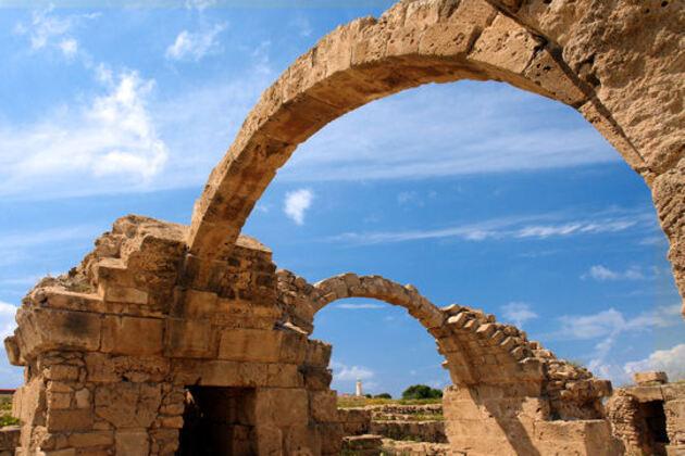 L'île de Paphos