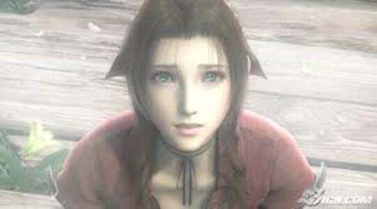 24- Aerith Gainsborough
