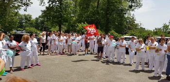 Mardi 25 juin : Mouvement de grève record sur le Val Rosay