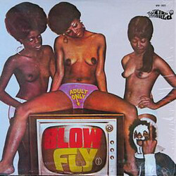 Blowfly - Blowfly On TV - Complete LP